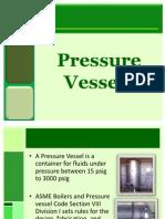 Pressure Vessels Intro
