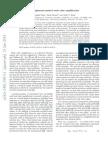 Entanglement-Assisted Weak Value Amplification - Shengshi Pang, Justin Dressel, Todd a. Brun