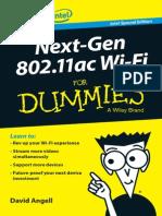 Next Gen 80211ac Wifi for Dummies