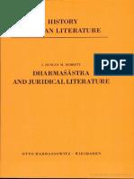 (a History of Indian Literature _ v. 4 _ Scientific and Technical Literature _ Pt. 1, A History of Indian Literature _, V. 4. ) John Duncan Martin Derrett_ Jan Gonda (Editor)-A History of Indian Liter (2)