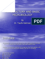 Basic of Microbiology