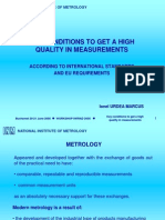 01- Key Conditions to Get a High Quality