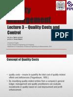 [Erasmus] QM - 3 - 6 - Infrastructure Management Assurance Standardization Metrology ILAC Accreditation