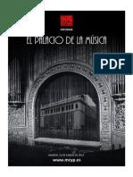 """INFORME sobre el """"Palacio de la Música"""" de Madrid"""