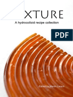 Hydrocolloid Recipe Collection v2.2 Screen Res