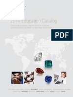 2014 GIA Education Catalog