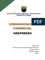 Nespresso FINAL Analysis Español