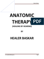 Anatomic Therapy by Healer Baskar