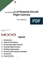 Evolution of Powered Flight Controls Seminar