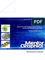 Concurrent CFD Analysis Methods