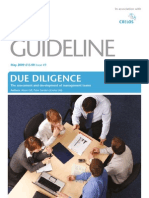 Due Diligence - The Assessment and Development of Management Teams