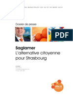 Dossier de Presse Saglamer