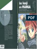 Les Kanji en Manga