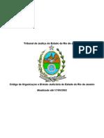 Código de Organização e Divisão Judiciária do Estado do Rio de Janeiro