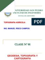 Clase 01 _ Nociones Generales de Topografia