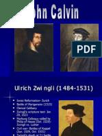 John Calvin Presentation