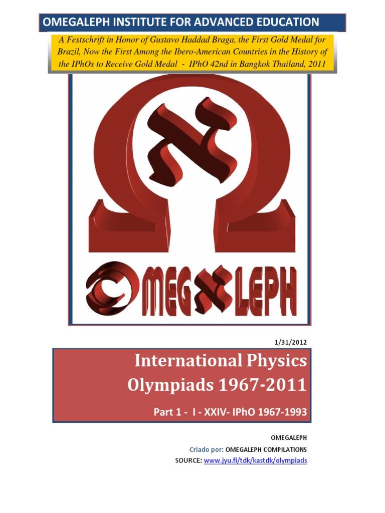 XX International Physics Olympiad : Poland, 16-24 July, 1989