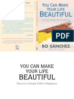 You Can Make Your Life Beautiful by Bro. Bo Sanchez