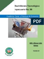Cuaderno de Casos y Practicas Economia