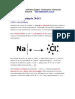 Número de oxidação - Química