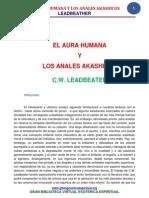 11 15 LEADBEATER Aura Humana y Anales Akashicos Www.gftaognosticaespiritual.org
