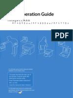 Canon ImageCLASS MF4890DW-MF4880DW-MF4770N Laser Print Basic Operation Guide