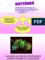 Proteínas y enzimas xa alumnos
