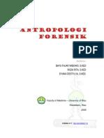 Belibis A17-Antropologi Forensik