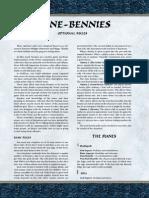 Hellfrost Rune Bennies