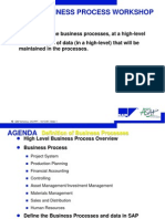 Business Process Workshop
