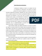 Mecanismos en Brasil