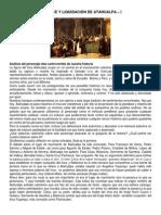 BALANCE Y LIQUIDACIÓN DE ATAHUALPA