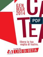 Teatro Del Lido Di Ostia GENNAIO MARZO 2014