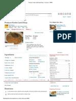 Pressure Cooker Lentil Soup Recipe - Food