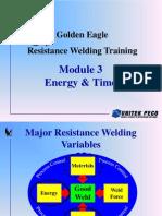 Module 3 Energy & Time