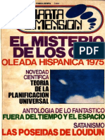 Revista Cuarta Dimension Numero 49