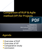 Comparison of Rup Agile Method Xp for Projects 1233945450496334 2