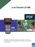 LG U960 Manuale Utente ITA