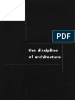 The Discipline of Architecture