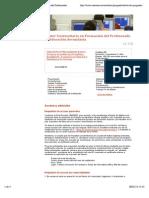 Estudios - Máster Universitario en Formación del Profesorado de Educación Secundaria - Universidad Pública de Navarra - Campus de Excelencia Internacional