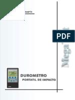 Manual Durometro