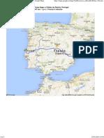 Ruta_de Elche (Alicante) a Caldas Da Rainha