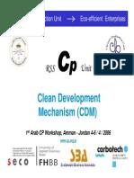 13 Clean Development Mechanism