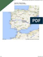 Ruta_de Elche (Alicante) a Pombal