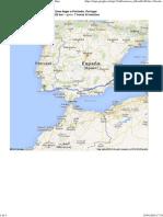 Ruta_de Elche (Alicante) a Portimao