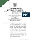 Undang Undang RI No. 5 Tahun 2014 Tentang Aparatur Sipil Negara