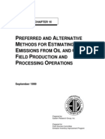 API- Air Emission Estimation