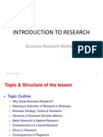 BRM_Introduction to Research