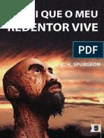 E Book.ec 504 Eu Sei Que o Meu Redentor Vive Charles Haddon Spurgeon