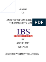 report on future of commodity market